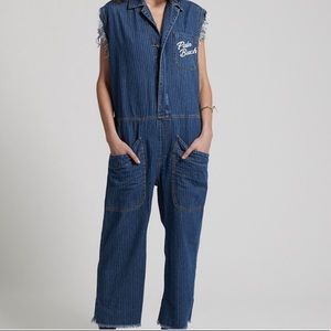 One Teaspoon rad overall